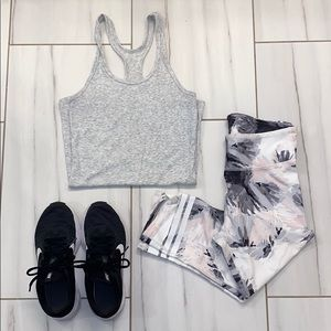 Fabletics Workout Capris and Tank